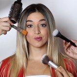 Mimi Doblas, concursante de la séptima edición de 'Tu cara me suena'