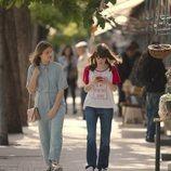 Nora y Eva en la primera temporada de 'Skam España'