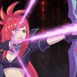 La guerrera Saruka, personaje de 'Virtual Hero'