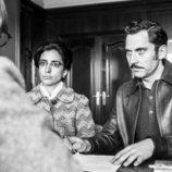 Inma Cuesta y Paco León juntos en la primera temporada de 'Arde Madrid'