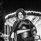 Carmina Barrios es la mujer forzuda en la primera temporada de 'Arde Madrid'