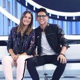 Sabela y Alfonso, primeros nominados de 'OT 2018'