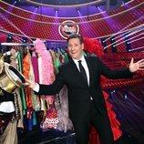 Carlos Latre posa como miembro del jurado de 'Tu cara me suena 7'