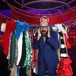 Corbacho es concursante de la séptima edición de 'Tu cara me suena'