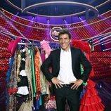 Manel Fuentes posa como presentador de la nueva temporada de 'Tu cara me suena'