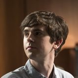 Freddie Highmore en la segunda temporada de 'The Good Doctor'