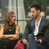 Techi y Asraf Beno en la gala 3 de 'GH VIP 6'