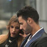 Techi y Asraf Beno muy tristes tras la expulsión de Chabelita en la gala 3 de 'GH VIP 6'