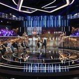 El plató de 'GH VIP 6' recibe a Chabelita Pantoja tras su expulsión en la gala 3