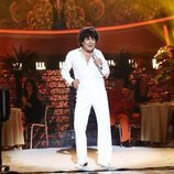 José Corbacho imita a El Puma en la gala 1 de 'Tu cara me suena'