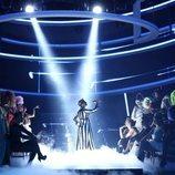 Soraya Arnelas es Katy Perry en la gala 1 de 'Tu cara me suena'