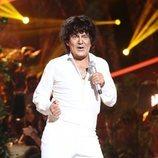 José Corbacho es El Puma en la gala 1 de 'Tu cara me suena'
