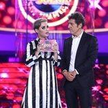 Soraya Arnelas, ganadora de la gala 1 de 'Tu cara me suena'