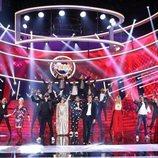 El gran opening de la gala 1 de 'Tu cara me suena' con todos los concursantes
