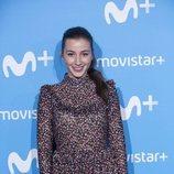 Aia Kruse, Juliette en 'Velvet Colección', en el Upfront Movistar+ 2018