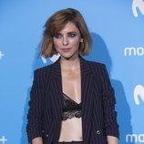Leticia Dolera, actriz y directora de 'Déjate llevar', en el Upfront Movistar+ 2018