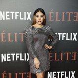 Danna Paola en el estreno de 'Élite'