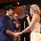 Interpretación de Miki y Alba en la Gala 2 de 'OT 2018'