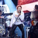 José Corbacho imita a Sex Pistols en la gala 2 de 'Tu cara me suena'