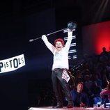 José Corbacho interpreta a Sex Pistols en la gala 2 de 'Tu cara me suena'
