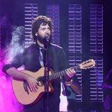 Manu Sánchez interpreta a El Kanka en la gala 2 de 'Tu cara me suena'