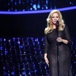 María Villalón imita a Adele en la gala 2 de 'Tu cara me suena'