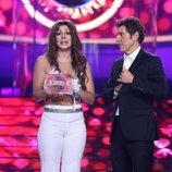 Mimi se convierte en ganadora de la segunda gala de 'Tu cara me suena'