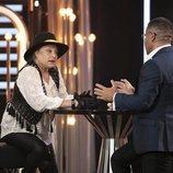 Aramís Fuster y Jorge Javier Vázquez en la Gala 4 de 'GH VIP 6'
