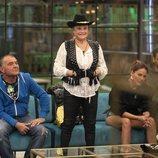 Aramís Fuster tras saber que sería la expulsada de la Gala 4 de 'GH VIP 6'