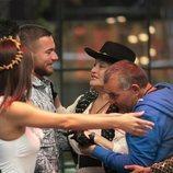 Aramís Fuster se despide de sus compañeros de 'GH VIP 6'