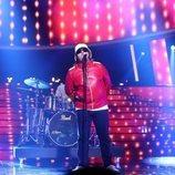 Brays Efe como Oasis en la Gala 3 de 'Tu cara me suena 7'