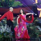 Soraya Arnelas es Isabel Pantoja en la Gala 3 de 'Tu cara me suena 7'