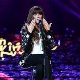Rocío Madrid imita a Rozalén en la Gala 3 de 'Tu cara me suena 7'