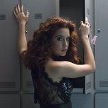 María Pedraza como Marina en el último capítulo de la primera temporada de 'Élite'