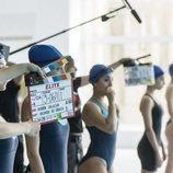 Las protagonistas de 'Élite' tras las cámaras en la primera temporada