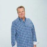 Eric Stonestreet posa para la décima temporada de 'Modern Family'