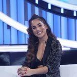Julia sonriente durante la Gala 3 de 'OT 2018'