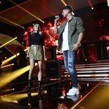 Carlos Right y María cantan en la Gala 3 de 'OT 2018'