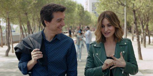Javier Veiga y Ana Risueño en 'Pequeñas coincidencias'
