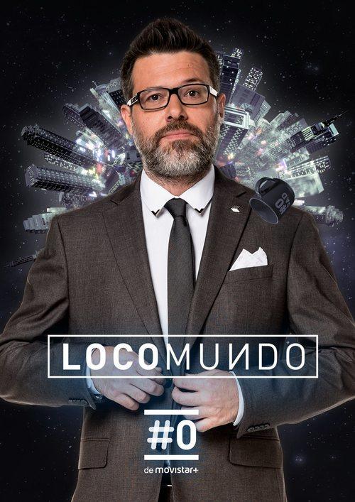 Cartel principal de la nueva temporada de 'LocoMundo' con Quequé al frente
