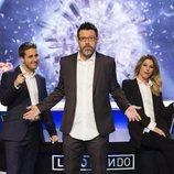 Pablo Ibarburu, Quequé y Valeria Ros presentan la nueva temporada de 'LocoMundo'