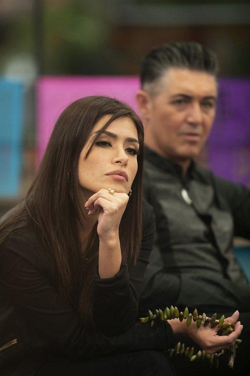 Miriam Saavedra y Ángel Garó en la Gala 5 de 'GH VIP 6'