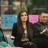 Verdeliss, Miriam Saavedra y Ángel Garó en la Gala 5 de 'GH VIP 6'