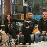 Verdeliss, Miriam Saavedra, Ángel Garó y El Koala en la Gala 5 de 'GH VIP 6'