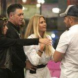 Los compañeros se despiden de Omar Montes en la Gala 5 de 'GH VIP 6'