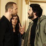 Ömer y Fatih en 'Amor de contrabando'
