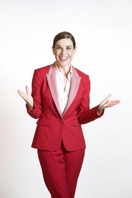 La presentadora Raquel Sánchez Silva en 'Lo siguiente'