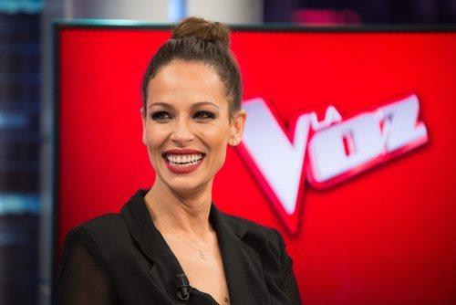 Eva González, la presentadora de 'La Voz'