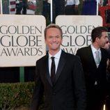 Neil Patrick Harris en los Globos de Oro 2009