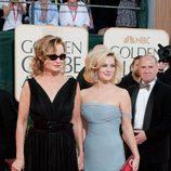 Jessica Lange y Drew Barrymore